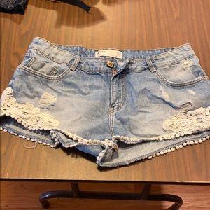 Zara Jean short